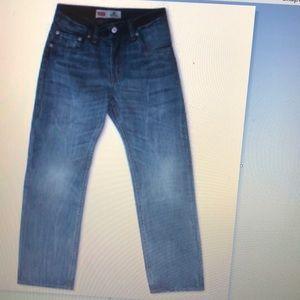 Levis Boys Regular Slim-Fit 505 Jean